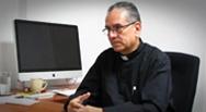 Entrevista a Padre Pierre Muyshondt [Haz clic para ver video]